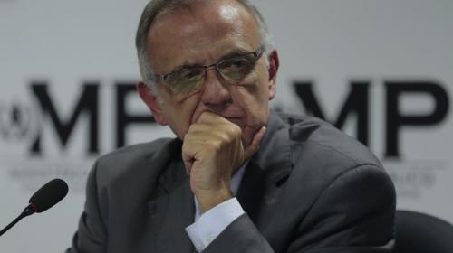 Congresistas republicanos y demócratas apoyan a Iván Velásquez