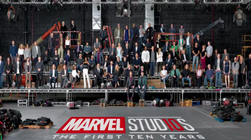 En un video, Marvel resume 10 años de su universo de superhéroes