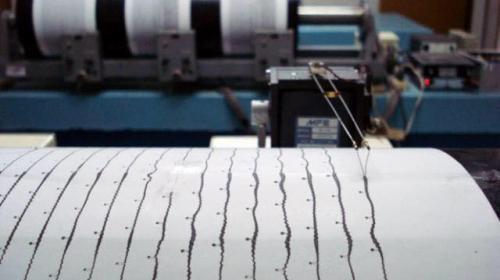 Reportan sismo de 4,9 grados Richter sin daños materiales
