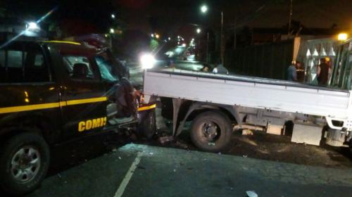 """""""Lluvia"""" de accidentes por asfalto mojado y exceso de velocidad"""