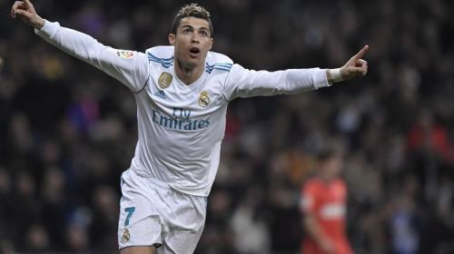 Con triplete de CR7 el Madrid gana 5-2 a la Real Sociedad