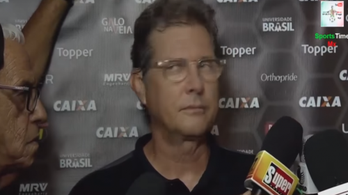 Despiden a entrenador que quiso pegarle a un periodista en conferencia