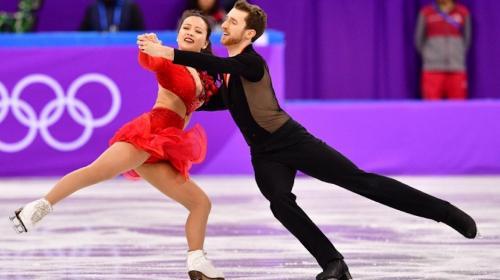 """Al ritmo de """"Despacito"""", patinadores se lucen en los Juegos Olímpicos"""