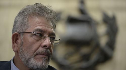 Juez Gálvez confirma que se postulará para ser el nuevo Fiscal General