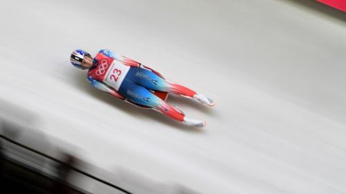 #VIDEO Accidente de atleta aterroriza en las Olimpiadas de Invierno