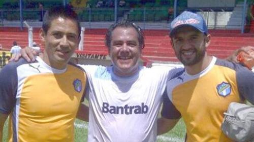 El exfutbolista Byron Pérez sufre quebrantos de salud y necesita ayuda