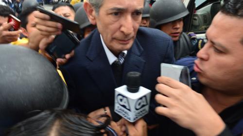 UNE cuestiona actuar de la CICIG luego de captura de Álvaro Colom
