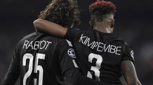 Electrizante partido entre el Real Madrid y el PSG que empatan a 1 gol