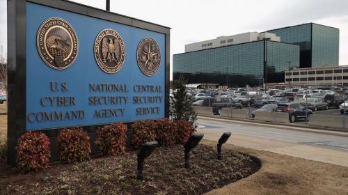 Alerta en EE.UU. por tiroteo frente a la Agencia de Seguridad Nacional