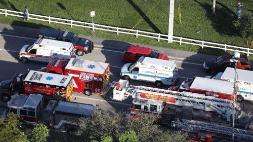 Tragedia en EE.UU: 17 muertos tras tiroteo en una escuela