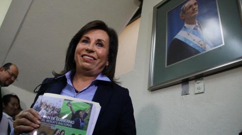 Las publicaciones del Transurbano que Sandra Torres borró de Twitter