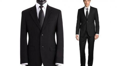 Trucos para convertir un traje formal en una pieza de diseñador famoso