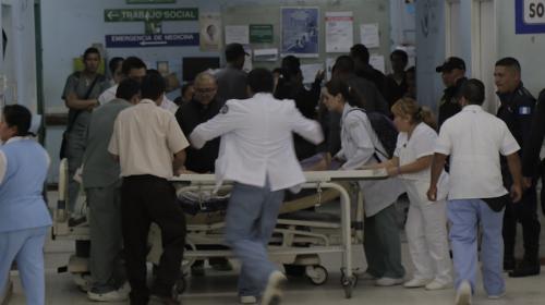 Diputados, ¡usen los hospitales públicos!