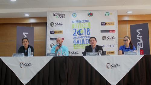 Se jugará en el país el IX Torneo Internacional Juvenil de Tenis