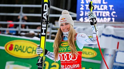 Lindsey Vonn, la hermosa atleta olímpica que busca pareja en Twitter