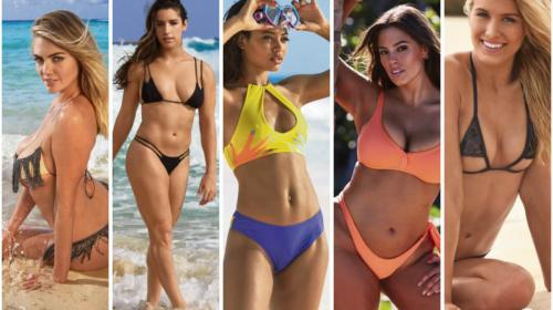 """Atletas y modelos se lucen en edición de """"Sports Illustrated"""""""