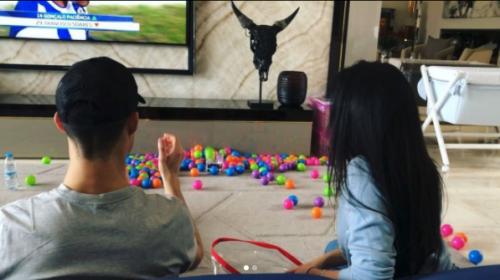 El juego familiar de Cristiano Ronaldo que se hizo viral