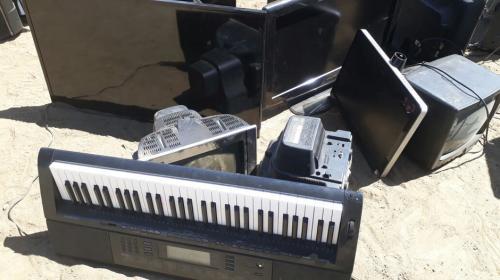 PNC requisa prisión y encuentra pianos en poder de los reos