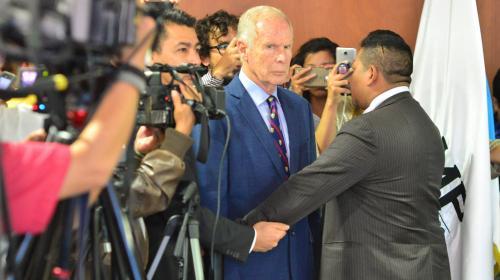 Jueza recomendó no retirar inmunidad al alcalde Álvaro Arzú