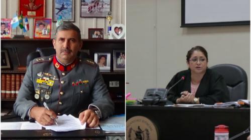 Jueza resuelve que Melgar Padilla tiene inmunidad y revoca arresto
