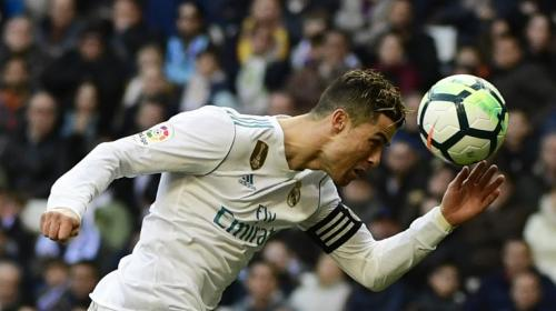 CR7 marca su gol 300 en la Liga y bate el récord de Messi