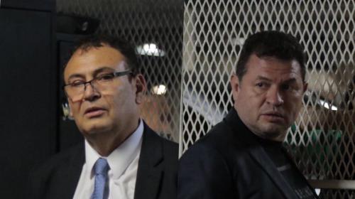 """El """"Rey del Tenis"""" ingresó a la cárcel Mariscal Zavala"""
