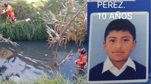Buscan a menor de 10 años en el río Samalá en Quetzaltenango