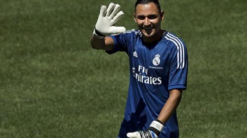 ¿Keylor Navas publicó un video para despedirse del Real Madrid?