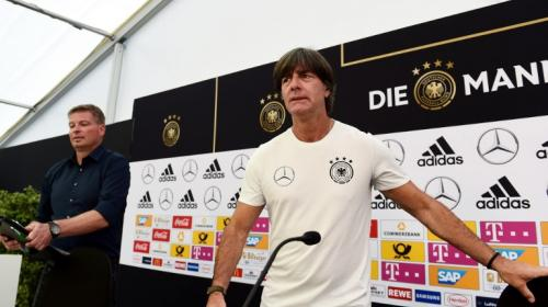 A Joachim Löw no le interesa dirigir al Real Madrid en absoluto