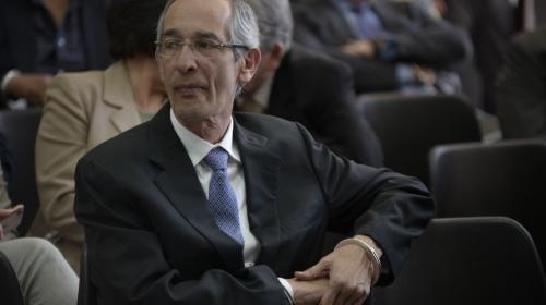 Álvaro Colom y 4 personas más guardarán prisión por #CasoTransurbano