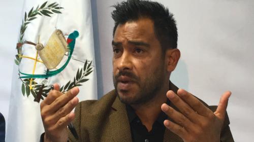 """""""El Pescado"""" Ruiz arremete contra """"los dinosaurios"""" de la Fedefut"""