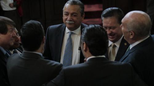 Elección de autoridades de Conamigua entrampa agenda del Congreso