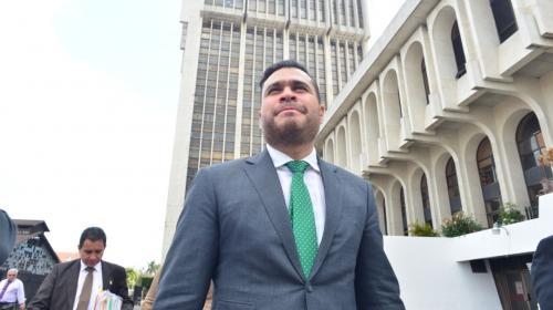 Neto Bran llegó a tribunales a defender su derecho de inmunidad