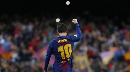 ¿El gol de Messi sentencia la Liga?