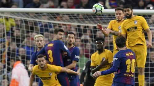 ¡Golazo de Messi! Barcelona le gana al Atlético