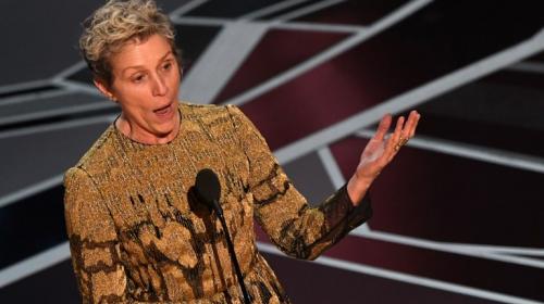 El poderoso discurso de la ganadora a mejor actriz en los Oscar 2018