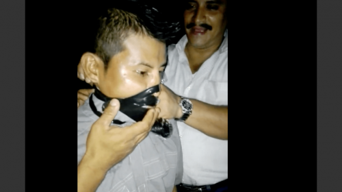 MP analiza los videos del alcalde de Patulul en donde torturan a joven