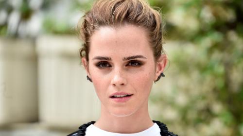 El tatuaje de Emma Watson que despertó polémica en los premios Oscar