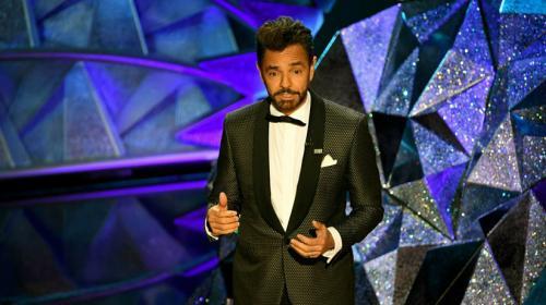 Eugenio Derbez reveló un curioso secreto de los premios Oscar 2018