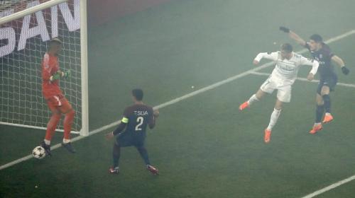 Con goles de Cristiano Ronaldo, el Madrid eliminó al PSG