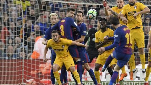 El secreto del golazo de Messi: la otra barrera que no se ve