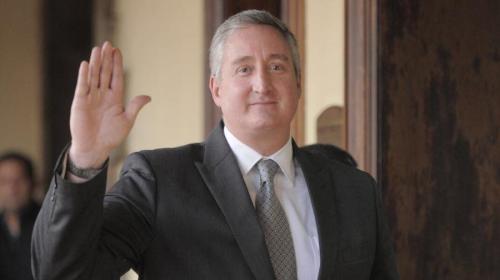 Vicepresidente Degenhart