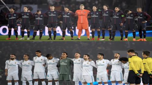 Los grandes ausentes en los onces del PSG y Real Madrid