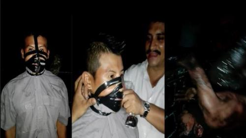 La UNE rompe el silencio por video donde alcalde tortura a un joven