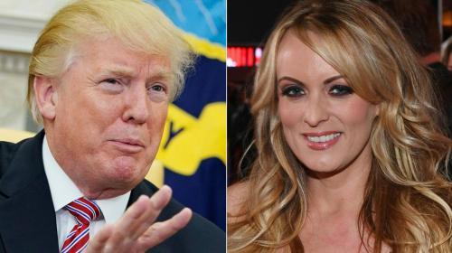 Trump consigue una orden judicial para callar a actriz de cine adulto