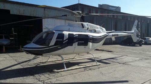 MP encuentra en el aeropuerto un helicóptero de Manuel Baldizón