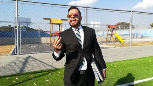 Neto Bran le da plazo al Gobierno para que habilite estadio de Mixco