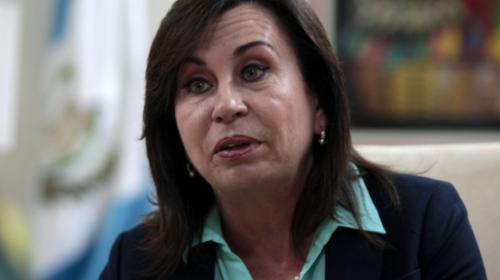Así reaccionó Sandra Torres a un mes del #CasoTransurbano