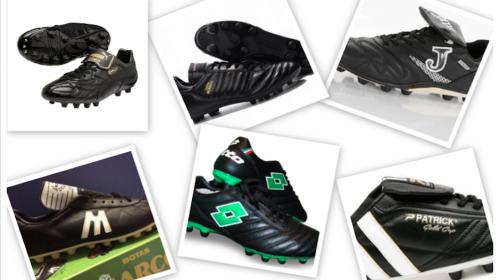 Los once zapatos míticos que pasaron a la historia del fútbol mundial