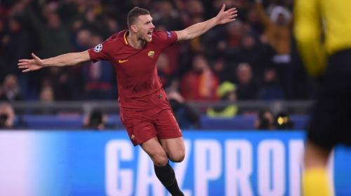 La Roma avanza a los cuartos de final de la Liga de Campeones